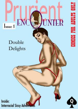 Prurient Encounter Issue 1 - Black Cock