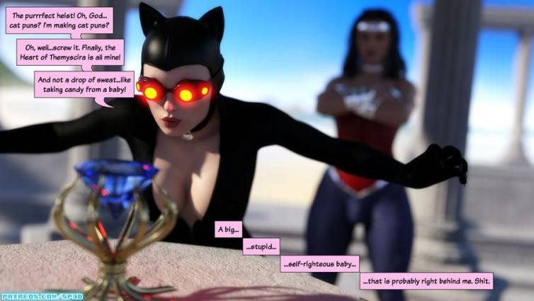 What Happens on Themyscira- Squarepeg3D - anal