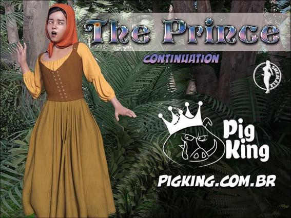 The Prince 3- Continuation By Pingking - anal