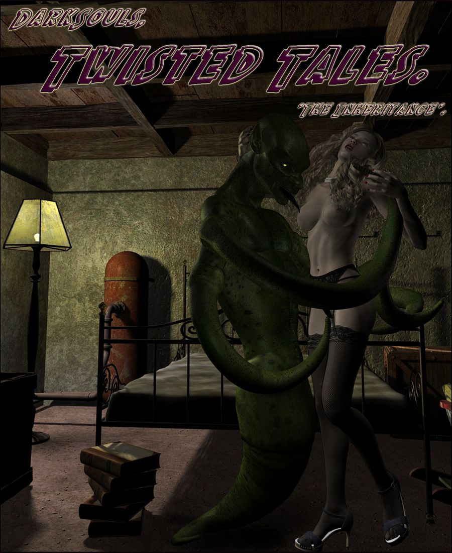 DarkSoul3D- Twisted Tales – [The Inheritance] - Page 1