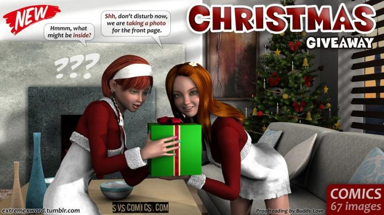 Christmas Giveaway- ExtremeXWorld - 3d
