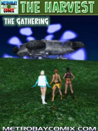 The Harvest- The Gathering 1-3 by Metrobay - 3d