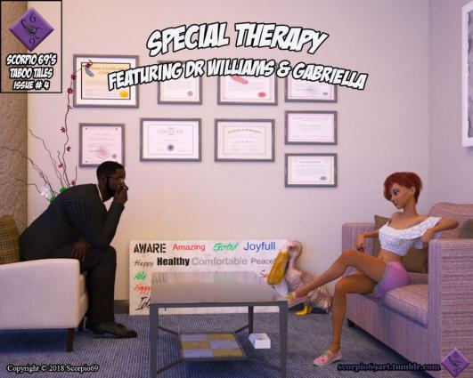 Scorpio69- Special Therapy - anal