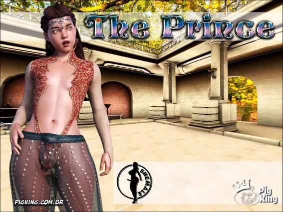 PigKing- The Prince - 3d