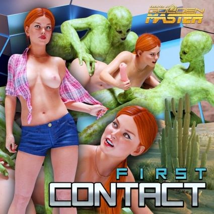 First Contact - 3d