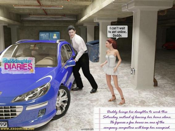 Daddy + Daughter 05- Incest - Dad Daughter Diaries