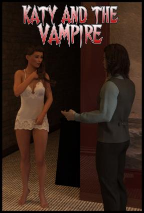 Cantraps- Katy And The Vampire - 3d